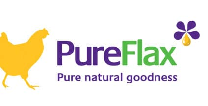 PureFlax natural flax seed oil maintains bird health