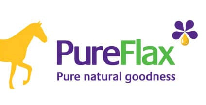 PureFlax enhances the wellbeing of your horse