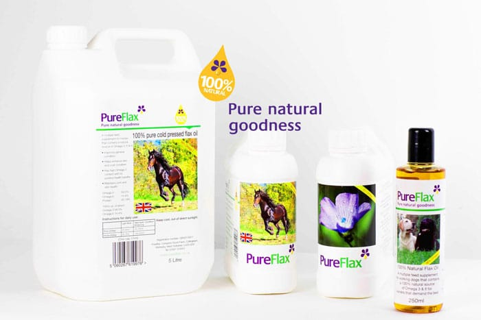 Shop PureFlax 100% natural flax seed oil on-line quickly and easily